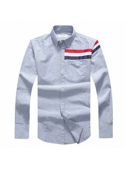 Designer Plain Long Sleeve Shirt