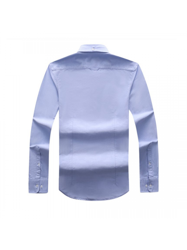 Lacoste Long Sleeve Shirt - Sky Blue