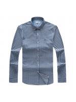 Striped Men's Long Sleeve Shirt