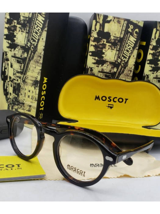 moscot transparent sunglasses