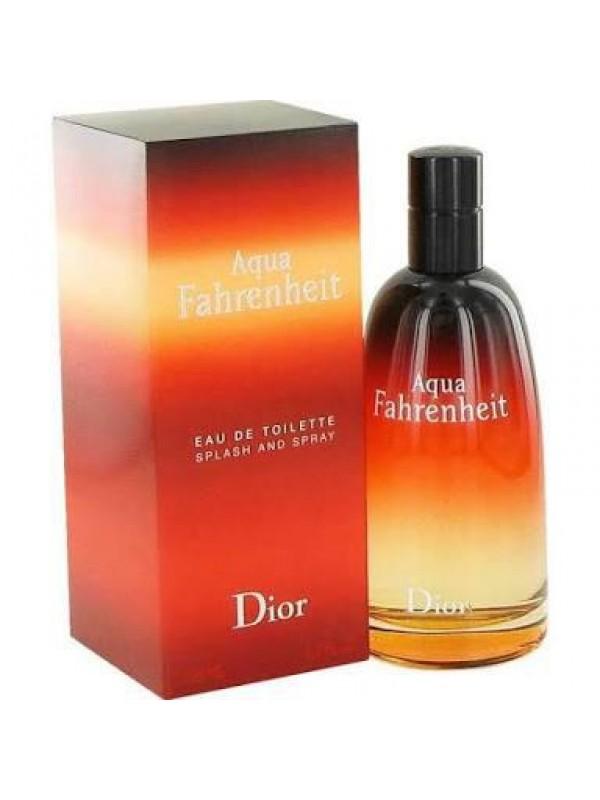 Aqua Fahrenheit By Dior Cologne