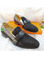 Luxurious Stud Men's Loafers