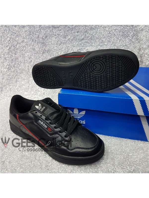Adidas Laced Men's Sneakers - Black