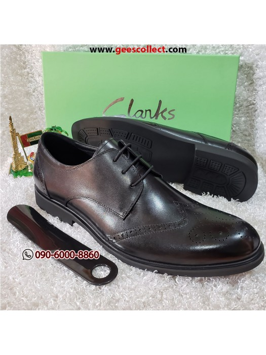 Clark Brogues Lace Up Shoe