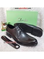 Clark Derby Lace Up Shoe