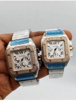 Cartier Chronograph Unisex Watch
