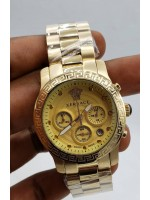 Versace Luxury Chronograph Watch