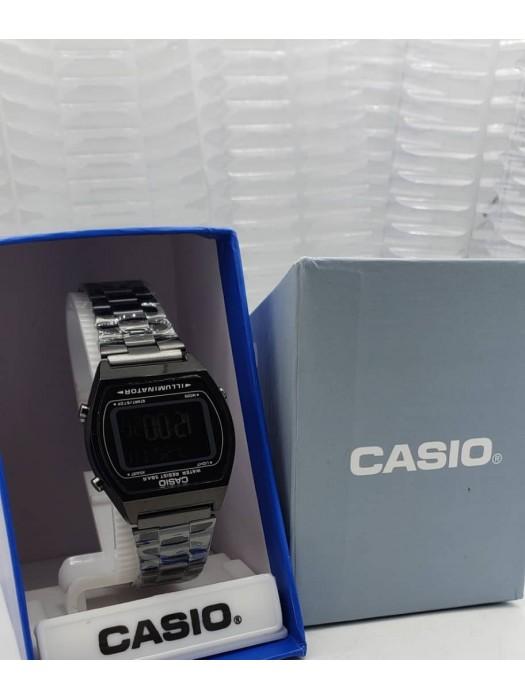 Black Chain Casio watch